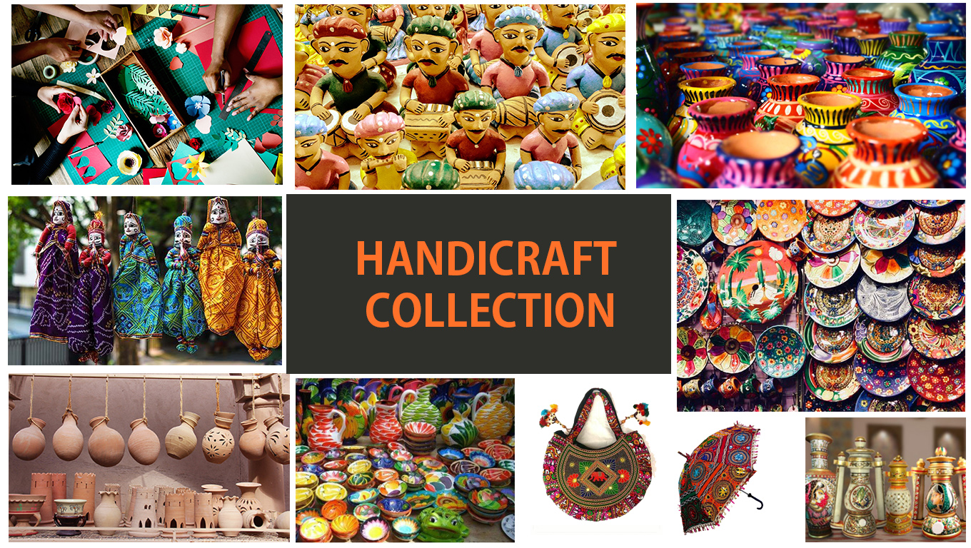 Garments and Handicrafts gift